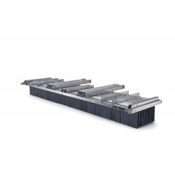 Kehrbesen G-Concept G12-3600 Gabel-Schlupfaufnahme
