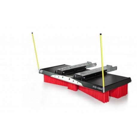 Kehrbesen V-Concept V13-2400 Gabel-Schlupfaufnahme